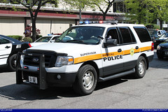 Brunswick Hills Police Ford Expedition (Seluryar) Tags: ohio ford expedition memorial peace cleveland police brunswick parade hills officers 2013