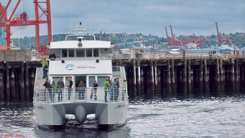 First day of Service - MV Spirit of Kingston - King County Ferry District