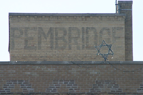 Pembridge Ghost Sign
