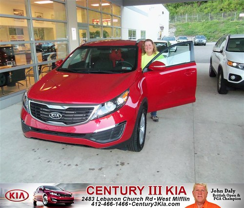 Century 3 KIA Customer Reviews and Testimonials West Mifflin, PA - Glenn Radzanowski