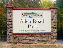 Allen Road Park