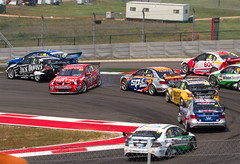 #33 got hit at Turn 1 (at260) Tags: austin texas circuit americas v8 supercars cota