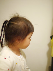 130514 hair (jccchou) Tags: leica portrait baby hair lumix f14 caroline panasonic 25mm gx1