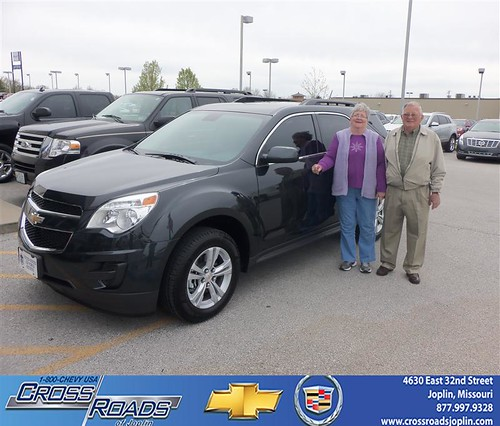 Crossroads Chevrolet Cadillac Joplin Missouri Customer Reviews and Testimonials - Luecritia Haraughty
