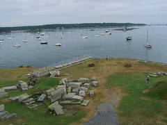 Fort McClary- Kittery Point ME (23) (kevystew) Tags: statepark fort maine kitterypoint yorkcounty fortmcclary nationalregister nationalregisterofhistoricplaces portsmouthharbor