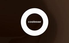 coalesse logo design (The Logo Smith) Tags: typography icons symbol id icon symbols logos branddesign logodesign identitydesign brandidentity logomarks logostack