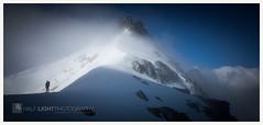 2187. (koaflashboy) Tags: skiing canon5d northcascadesnationalpark skimountaineering 24mmf28 hiddenlakepeak