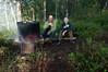 Brochet au barbecue (Samuel Raison) Tags: nature finland reindeer mouse fishing nikon mice barbecue pike souris barque renne pêche finlande brochet nikond2xs nikond3 nikon41635mmafsgvr