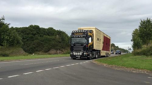 West wales hauliers
