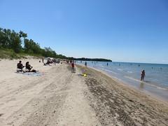 Lake Ontario Beach, Sandbanks Provincial Park (Sean_Marshall) Tags: princeedwardcounty sandbanks provincialpark park beach lakeontario