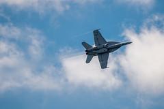 DSC_4082 (CEGPhotography) Tags: nikon cegphotography atlanticcity newjersey nj ac atlanticcityairshow 2016 thunderovertheboardwalk aviation flight sky usn navy superhornet f18 fa18f jet fighter unitedstatesnavy