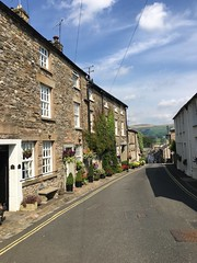 Kirkby Lonsdale (Perfect Moment Images) Tags: williams adrian plus 6s iphone town street district lake lakedistrict cumbria lonsdale kirkby