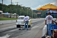2016 Tri-5 Nats_120_DSC_5726 (Nomad Joe) Tags: trifivenationals tri5 chevrolet chevy carshow dragrace racecar bowlinggreen ky usa
