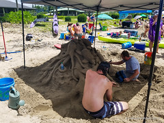 Hanalei_Sand_Castle_Contest-21 (Chuck 55) Tags: hanalei bay sand castle hawaii