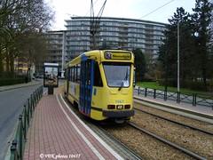 7067-104550 (VDKphotos) Tags: stib mivb bn pcc t7000 tram belgium bruxelles livre91