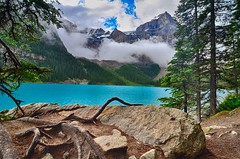 _MJE2718_HDR (mcrae221) Tags: banff moraine lake