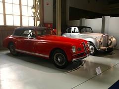 1948 Alfa Romeo 6C-2500 Super Sport (mangopulp2008) Tags: belgium brussels autoworld displayed supersport 2500 romeo alfa 1948 eu 6c2500 super sport