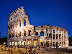 Rome Colosseum (trunks_pj) Tags: rome roman icon iconic colosseum colosseo ruin architecture gladiator famouslandmark history romanarchitecture longexposure hdr travel nikon italy italian peterjamessampson landmark arena
