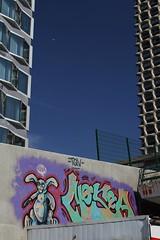 IMG_9191 avenue Emile Zola Paris 15 (meuh1246) Tags: streetart paris avenueemilezola paris15 animaux lapin