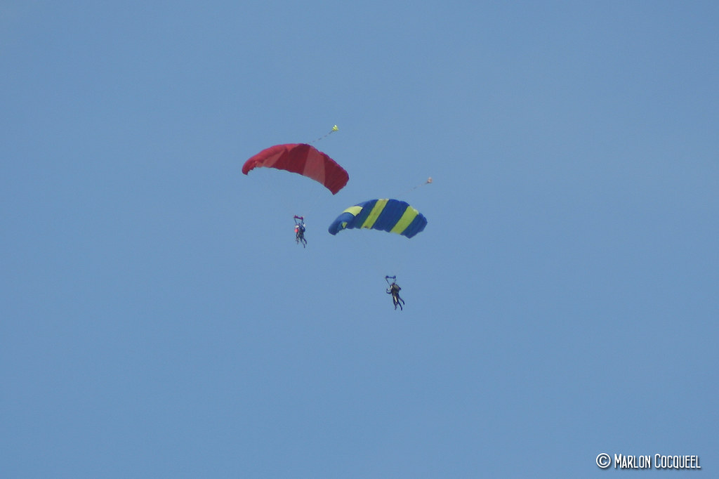 Skydiving research paper
