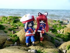 Sea babies  (Wasurenagusa / Nox) Tags: little dal ciel tina obitsu