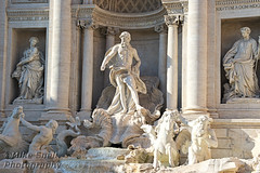 Roman holiday 2016 (Mike Snell Photography) Tags: fontanaditrevi trevifountain fountain sculpture architecture rome italy baroque