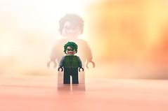 The Joker (Jess Campos - Fotgrafo) Tags: joker batman doble exposicin lego dobleexposicin juguetes