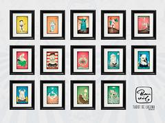 Serie Tarot de Laguna - www.tarotdelaguna.com (bransolo) Tags: illustration ilustracin bran slo branslo bransolocom wwwbransolocom tiendabransolocom dibujo drawing pintura painting tarot wood sea mar madera arte art hombre man surrealism surrealismo espaa spain murcia ilustrador illustrator jess cobarro yepes abarn ceut tentacle tentculo barco boat ship pencil ink acrylic acrlico lpiz tinta