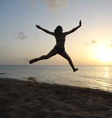 Le saut (guadeloupovka.com) Tags: mere de karaibe les antilles des caraïbes guadeloupe