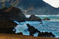 October15Image3005 (Michael T. Morales) Tags: bigsurcoast bigsur clouds waves rockformations hurricanepoint highwayone