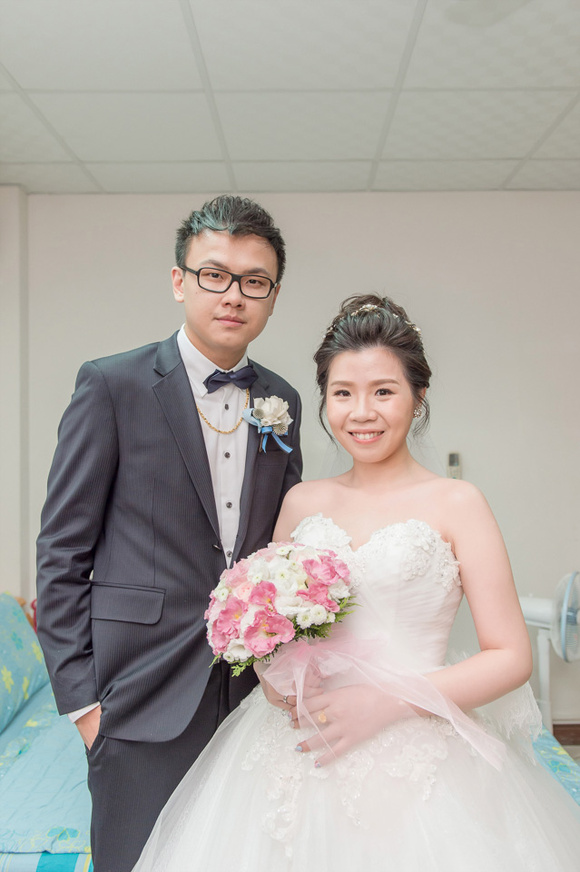 台南婚攝 情定婚宴城堡永康館 婚禮紀錄 C & V 065