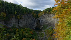 Taughannock Falls, New York (alex_7719) Tags: outdoor trees forest canyon river creek water waterfall taughannockcreek taughannockfallsstatepark taughannockfalls newyorkstate usa