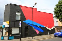 remi/rough (Luna Park) Tags: london walthamstow woodstreetwalls streetart mural production lunapark remirough
