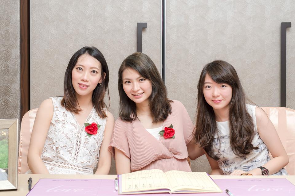 台南婚攝 情定婚宴城堡永康館 婚禮紀錄 C & V 101