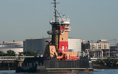 CURTIS REINAUER in New York, USA. August, 2016 (Tom Turner - SeaTeamImages / AirTeamImages) Tags: tug tugboat rainauer curtisreinauer tomturner water waterway channel kvk killvankull statenisland newyork nyc bigapple unitedstates usa spot spotting marine maritime port harbor harbour transport transportation pony