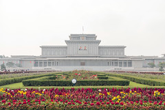 Kumsusan Palace of the Sun (George Pachantouris) Tags: dprk north korea communism socialism pyongyang