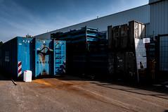 . (Vratislav Indra Art and Photography) Tags: vratislavindra photography landscape industrial manmade dumpster