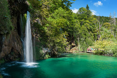 Croatia, Plitvice Lakes - Eden (Nomadic Vision Photography) Tags: croatia croatiansummer gardenofeden nationalpark paradise plitvicelakes summer touristattraction travel europe gettysub karstarea turqoise