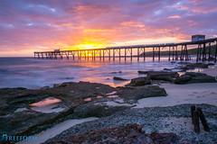 Catho Sunrise33-3 (TMCiantar) Tags: catherine hill bay nsw visitnsw sunrise purple pink colourful lovely beautiful beach emotion water waves longexposure nikon mynikonlife happy place adventure australia