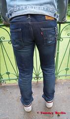 jeansbutt11012 (Tommy Berlin) Tags: men jeans butt ass ars levis