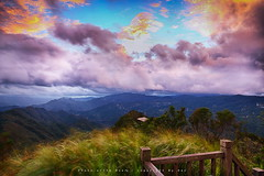 Shiding Dist., New Taipei City, Taiwan (R.O.C.) () Tags: shiding dist new taipei city taiwan roc        9    sunrise clouds low altitude   landscape       5diii 5d3 ef2470mmf28liiusm