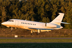 N72BC (sabian404) Tags: n72bc dassault falcon 2000 f2th cn 187 portland international airport pdx kpdx