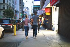 NYC (Hummingdust) Tags: nyc new york nikon nikondf 50mm nikkor street night city