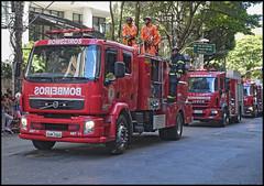 (wilphid) Tags: salvador bahia brasil brésil 7desetembro fêtenationale défilé pompiers bombeiros véhicules rue