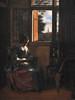 HOOCH (de) Pieter,1664 - Femme lisant une Lettre devant la Fenêtre ouverte (Budapest) - Detail -b (L'art au présent) Tags: art painter intimistpainter détail détails detalles painting paintings peinture peintures 17th 17e peinture17e 17thcenturypaintings 17thcentury detailsofpainting detailsofpaintings tableaux budapest hongrie hungary hollande holland pieterdehooch pieter hooch femmelisantunelettre lettre letter reading calme calm quietplace quiet people woman women jeunefemme youngwoman intérieur home silence intimacy intimate inner private personal chair chaise tapis carpet fenêtre window ciel sky blue bluesky cielbleu landscape paysage clocher belltower church église peintreintimiste intimist intimiste museum peinturehollandaise dutchpaintings peintreshollandais dutchpainters dutch