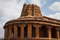 Aihole iconic temple (Scalino) Tags: india karnataka travel trip heritage site chalukyas chalukya temple hindu aihole