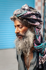 Malang (Rollingstone16) Tags: lahore pakistan canon portrait streetphotography beard makeportrait asia outdoors lost souls