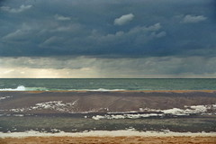 imm020_21 (beachpoetry) Tags: beach surfing poetry france moliets outdoor meer himmer himmel landscape coast kste landschaft ufer holidays urlaub strand