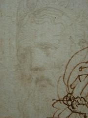 PARMIGIANINO,1524 - Portrait de Galeazzo Sanvitale, Seigneur de Fontanellato, Etude (Louvre INV6472-Verso) - Detail -e (L'art au prsent) Tags: drawing dessin disegno personnage figure figures people personnes art painter peintre details dtail dtails detalles 16th 16e dessins16e 16thcenturydrawings 16thcentury detailsofdrawing detailsofdrawings parmiggianino italy parme parma louvre france portraitduseigneurdefontanellato galeazzosanvitale galeazzo sanvitale croquis tude study sketch sketches sanguine redchalk portrait seigneur fontanellato lord tte homme man ttedhommebarbu beardedmanshead barbu bearded beard barbe francescomazzola francesco mazzola leparmesan parmesan