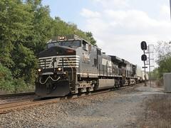 Norfolk Southern Chicago Line / MP 469 West (codeeightythree) Tags: ns norfolksouthernchicagoine norfolksouthern norfolksouthernrailroad pinolaindiana pinola freight transportation laportecountyindiana
